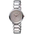 CITIZEN星辰L系列純粹風格Eco-Drive腕錶   EM0676-85X