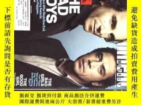 二手書博民逛書店ENTERTAINMENT罕見WEEKLY 娛樂週刊 2008