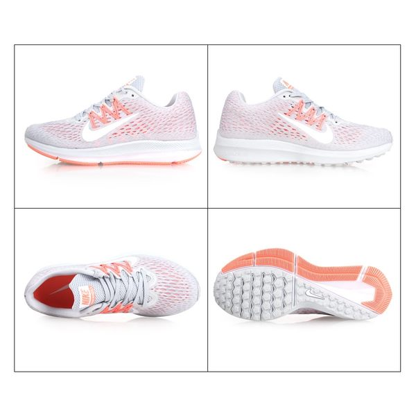 NIKE WMNS ZOOM WINFLO 5 女慢跑鞋 (免運 訓練 路跑≡排汗專家≡