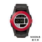 【酷伯史東】NIXON BAJA 美式時尚 黑紅 潮人裝備 潮人態度 禮物首選