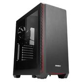 Antec 安鈦克 P7 Window Red 透側 ATX電腦機殼 黑