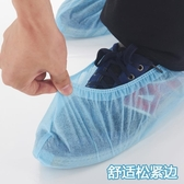 加厚一次性鞋套無紡布布藝家用透氣耐磨室內腳套機房學生布料可洗 創意空間