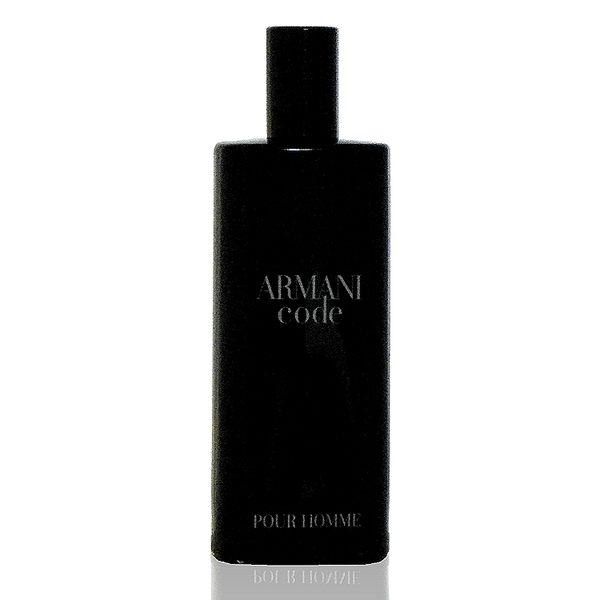 Giorgio Armani Code 黑色密碼男性淡香水 15ml
