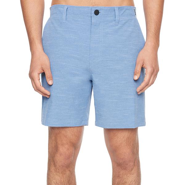Hurley M PHTM RESPONSE 18 DK SMOKE GREY 休閒短褲-PHANTOM-(藍)