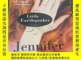二手書博民逛書店little罕見earthquakes a novelY1124