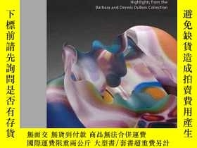 二手書博民逛書店Pioneers罕見of Contemporary Glass: Highlights from the Barb