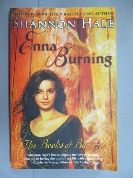 【書寶二手書T2/少年童書_IGJ】Enna Burning_Hale, Shannon