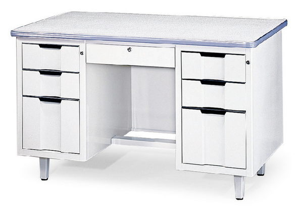 【IS空間美學】4X2尺鐵桌(兩款尺寸可選)
