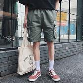 大口袋抽繩工作短褲【CG24-K05】(ROVOLETA)