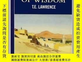 二手書博民逛書店智慧七柱英文原版小說英文版罕見Seven Pillars of WisdomY335736 T. E. Law