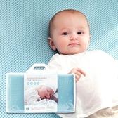【奇哥】立體超透氣嬰兒涼墊+立體超透氣嬰兒塑型枕(2色可選)