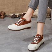 2020新品真皮英倫風防滑軟皮休閒鞋-夢想家-0214