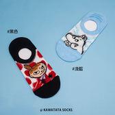 韓國N26嚕嚕米透明隱形襪/2色【559052306】(現貨+預購)