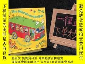 二手書博民逛書店The罕見Wheels on the Bus Go Round and RoundY364544 Annie