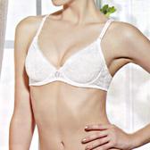 ~伊珊露絲~優雅 小美眉胸罩A 罩杯 白