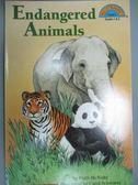 【書寶二手書T1/少年童書_ZEO】Endangered Animals (Hello Reader!, Level 3)_Faith McNulty, Carol Schwartz