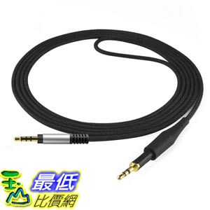 [8美國直購] 音頻線 EJX-0001-05 Geekria Apollo Upgrade Cable Premium Headphone Replacement