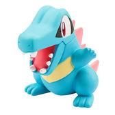 Pokemon GO 精靈寶可夢造型公仔/模型 小鋸鱷【喜愛屋】