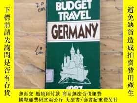 二手書博民逛書店FODOR S罕見BUDGET TRAVEL GERMANYY252403 HODDER AND STOUGH