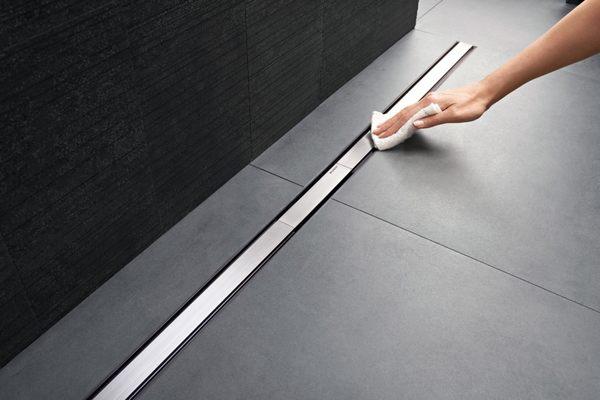 【麗室衛浴】瑞士GEBERIT shower 排水系統 CleanLine系列 154.458.00.1