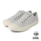 Palladium 新竹皇家 Pallaphoenix 灰色 帆布 復古 套入 休閒鞋 男女款 NO.B0651