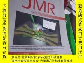 二手書博民逛書店Journal罕見of Magnetic Resonance V