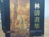 【書寶二手書T7/藝術_YKK】林濤畫集_1997年_原價2500元