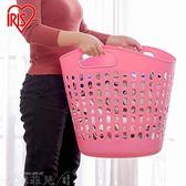 洗衣籃 愛麗思浴室大號洗衣籃塑料裝臟衣服愛麗絲收納筐收納籃子臟衣簍桶 新年禮物