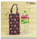 水壺袋 包包 防水包 雨朵小舖M045-558 2200c.c.大水壺袋-灰月之貓頭鷹11013 funbaobao