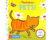 Peekabooks:Peekaboo Pets 躲貓貓-寵物篇 翻翻硬頁書