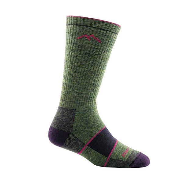 DarnTough Hiker Boot Sock Full Cushion 1908 女款登山健行羊毛襪 苔蘚綠