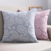 時尚簡約全棉抱枕 靠墊96 沙發裝飾靠枕