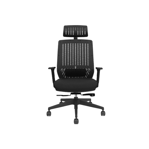 【BNS居家生活館】台灣製BACKBONE-Peacock華麗圓弧機能工學椅