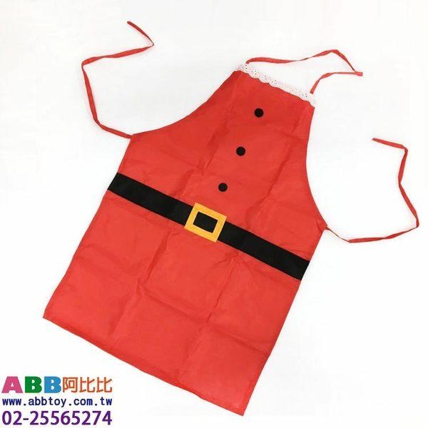 A1014◆聖誕圍裙#聖誕老人聖誕老公公#衣服#服裝#衣#裝#裝扮#變裝#聖誕節