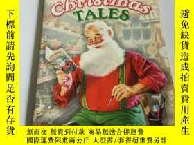 二手書博民逛書店VERY罕見MERRY Christmas TALES(英文,)