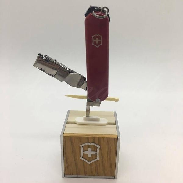 瑞士維氏VICTORINOX-瑞士刀-Nailclip 582-0.6453