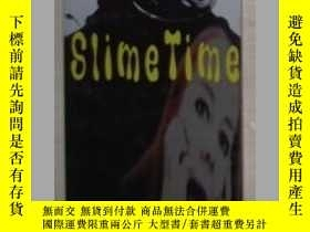 二手書博民逛書店英文原版罕見Slime Time by Christine Ha
