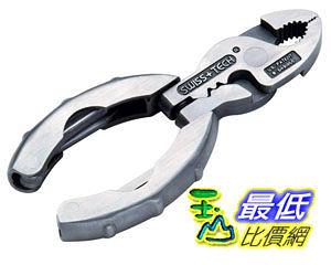 [美國直購 ShopUSA] 多功能掌上工具 Swiss+Tech ST50016 Micro Plus EX 9-in-1 Key Ring Multi-Function Pocket Tool $571