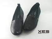 XES 爆裂閃軟Q軟Q 熱銷款 休閒鞋 樂福鞋 女款 黑色