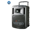 ^聖家^MIPRO 嘉強旗艦型手提式無線擴音機 MA-808【全館刷卡分期+免運費】
