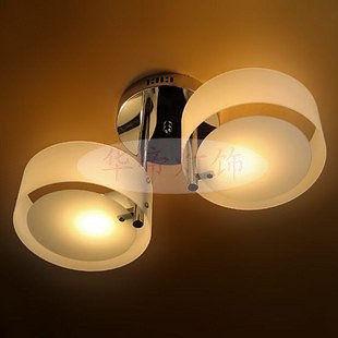 現代 吸頂燈 臥室燈 書房燈