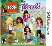 3DS LEGO Friends 樂高夥伴(美版代購)