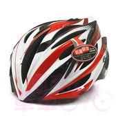 *阿亮單車*GVR 自行車運動安全帽,Aurora極光系列,紅色《C77-178-R》