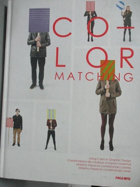 【書寶二手書T5/廣告_EWH】Color Matching_Wang Shaoqiang(ed.)