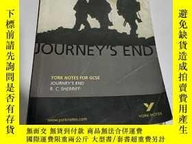 二手書博民逛書店JOURNEY S罕見END(旅程的終點)英文( 不好)Y212