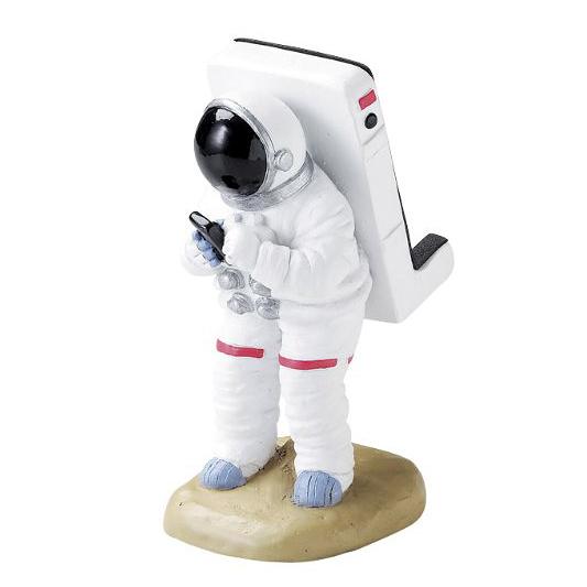 日本【Seto Craft Motif.】太空人 手機座 SR-1073-19