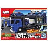 【TOMICA】出動! TOMICA 警察運輸車組(附小車) (TM17598)