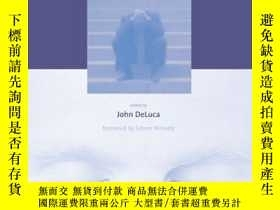 二手書博民逛書店Fatigue罕見As A Window To The BrainY364682 Deluca, John 編