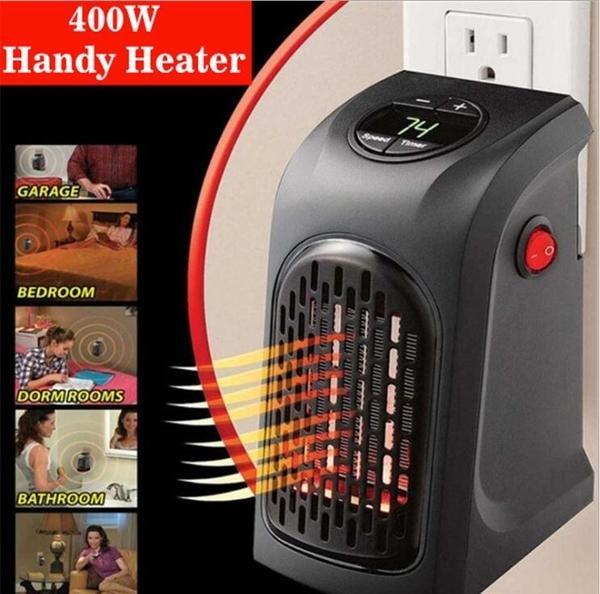 110V現貨 暖氣循環機電暖器 迷你暖風機 速熱暖氣器 衛浴暖器 電暖爐 冬天 循環升溫器