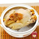 正一排骨 老祖宗燉湯年菜-干貝栗子雞(2700g)